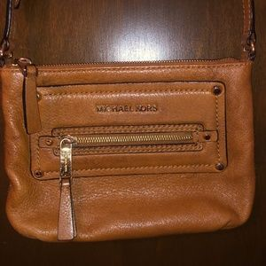 Michael Kors Small Leather Crossbody Bag